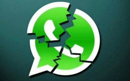 WhatsApp down: Messaging app not working for users worldwide