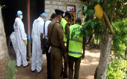 Wennappuwa woman arrested for allegedly killing husband