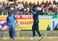 Cricket: SL off to an emphatic start in 1st ODI against India