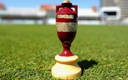Cricket: The third Ashes test in Perth called Lunch