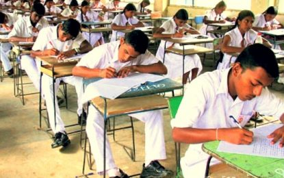 Evaluation of G.C.E. O/L Exams to commence