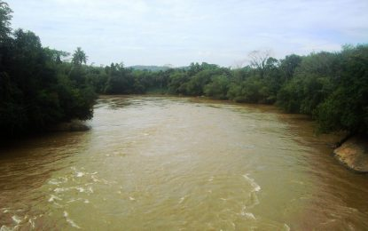 Rivers overflow, warning over landslides as weather conditions continue