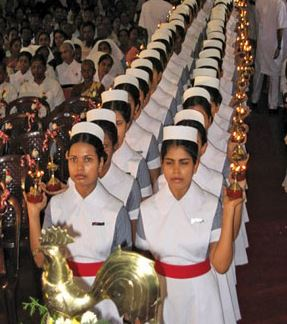 G.C.E. A/L exam candidates to be given opportunities in nursing profession