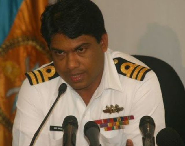 Former Navy Spokesman granted bail