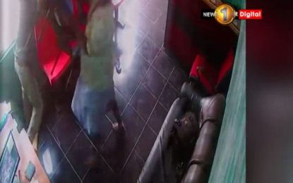 News director of a private television station attacked