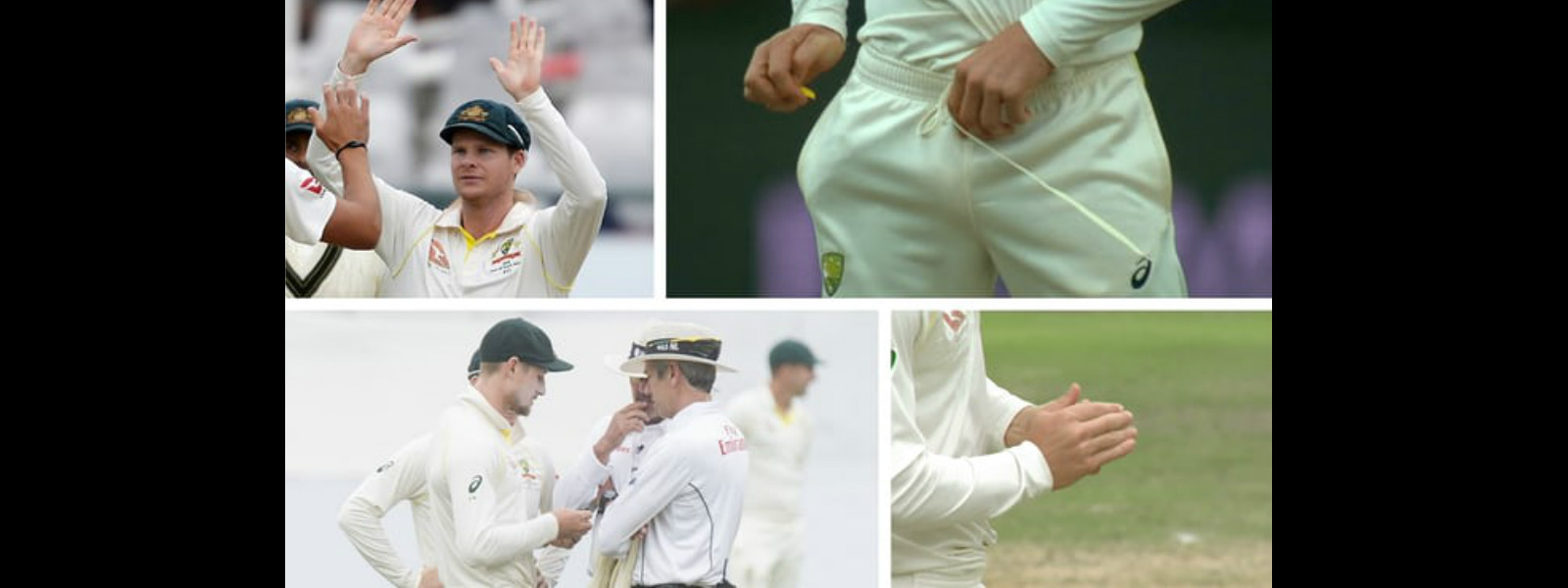 Australia's ball tampering scandal rocks the world