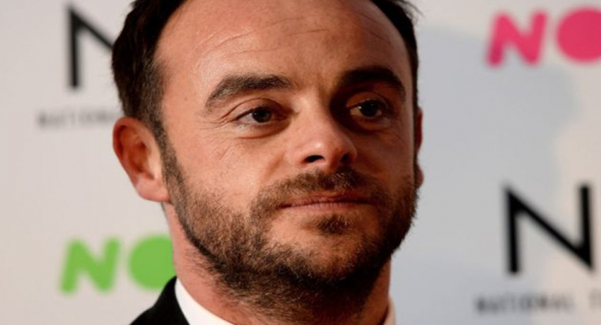 Presenter Ant McPartlin steps down from his TV roles