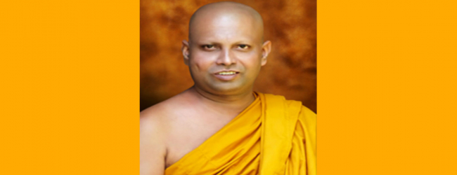 Chief Incumbent of Sri Sambodhi Viharaya passes away
