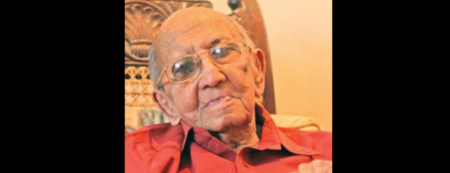 Nation bids farewell to Dr. Lester James Peries