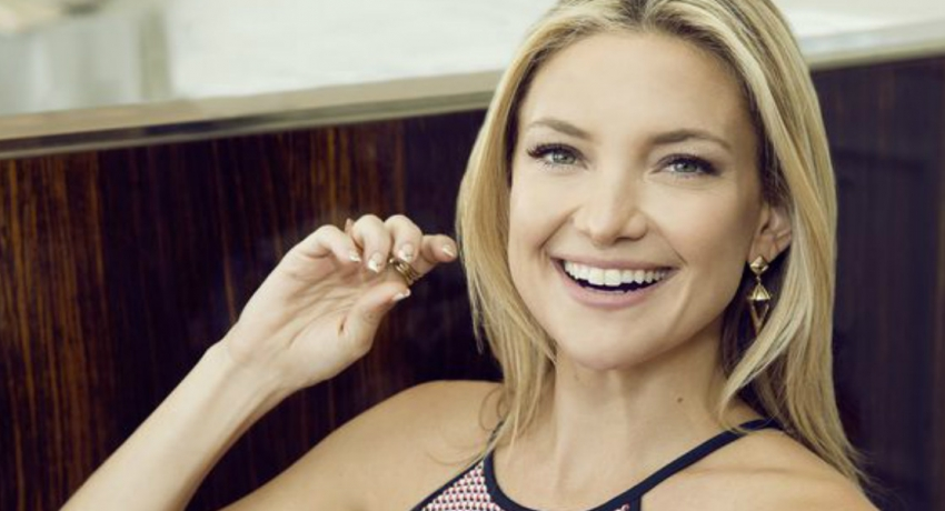 American actress Kate Hudson announces pregnancy