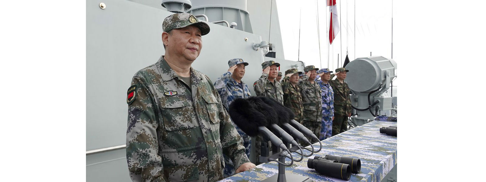 Chinese Navy to conduct military drill in Taiwan Strait