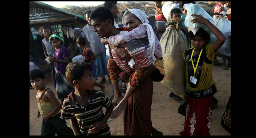First Rohingya family returns to Myanmar after conflicts
