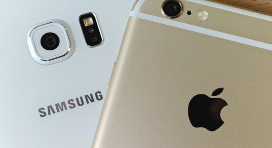 Apple Wins $539 Million From Samsung in Patent Retrial