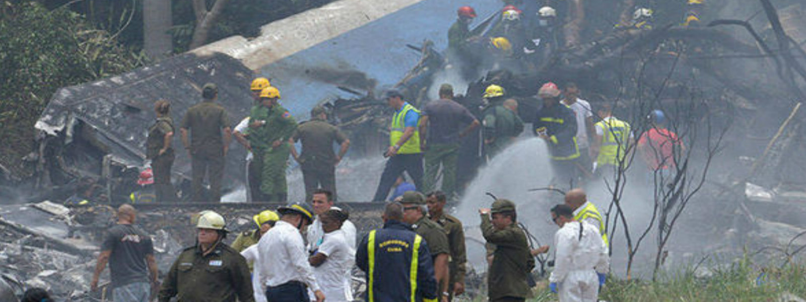 More than 100 killed in Cuban plane crash