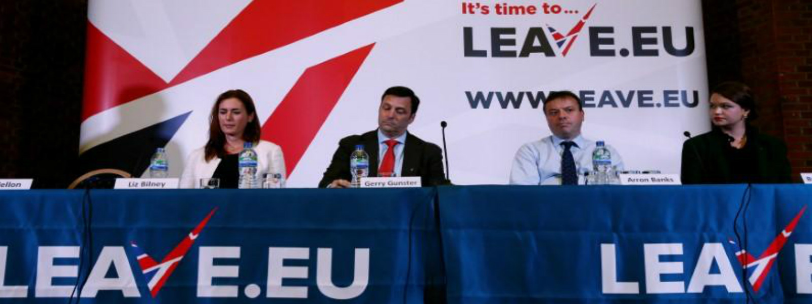 Leave.EU fined £70,000 over Brexit spending