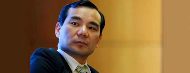 Former chairman of China's Anbang jailed for 18 years
