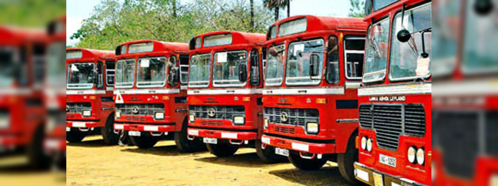 SLTB steps up bus services due to train strike