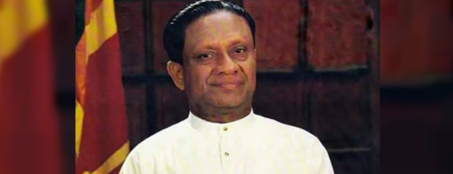 In remembrance of Ranasinghe Premadasa