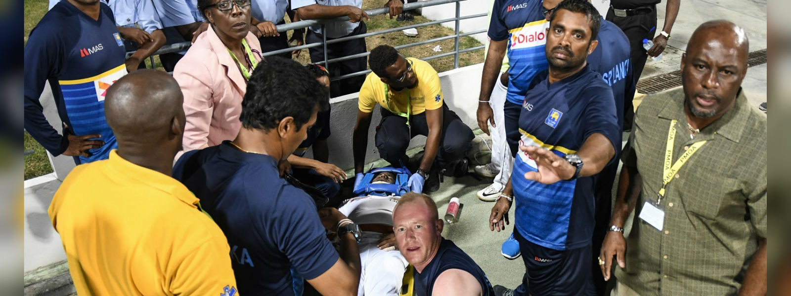 UPDATE : Kusal Janith cleared of serious injury
