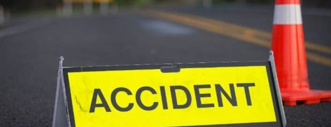 Accident on Anuradhapura-Puttlam road injures 10
