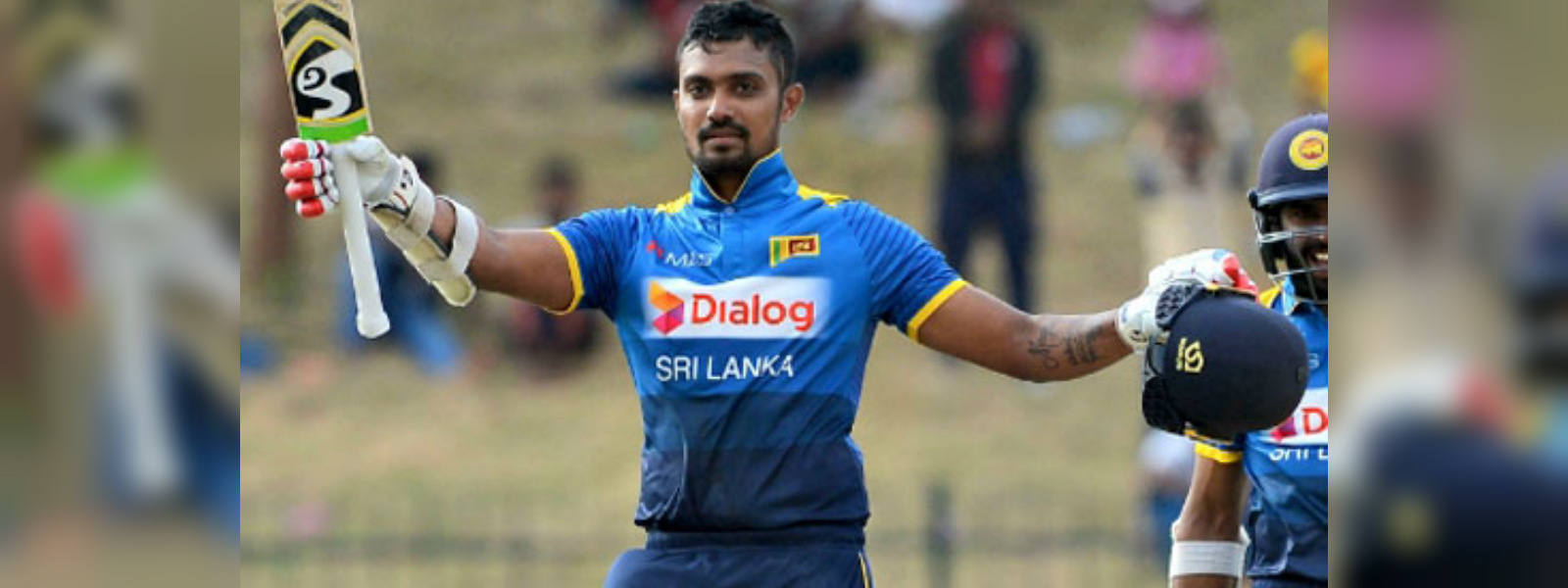 Sri Lanka Cricket suspends Danushka Gunathilaka