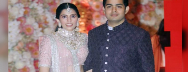 Akash Ambani's glamorous engagement ceremony draws in B- town celebrities