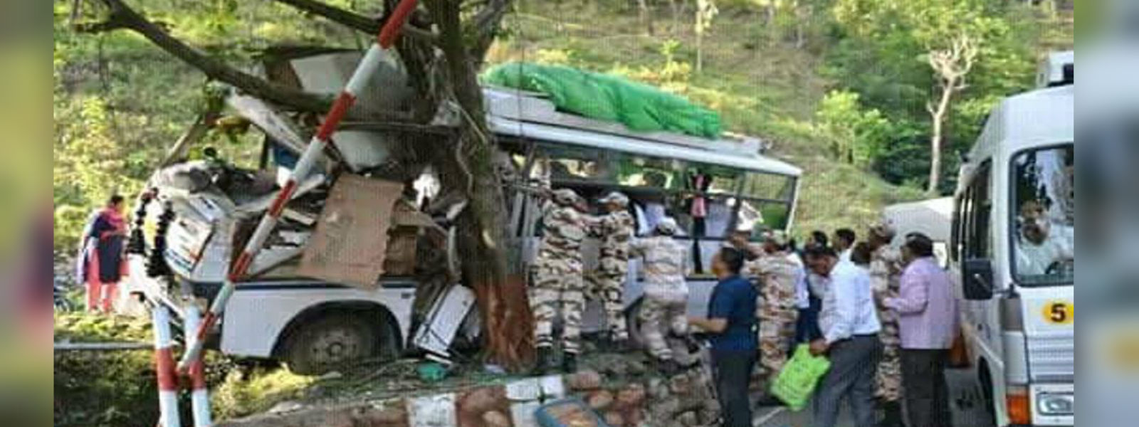48 people killed when bus skidded in Uttarakhand