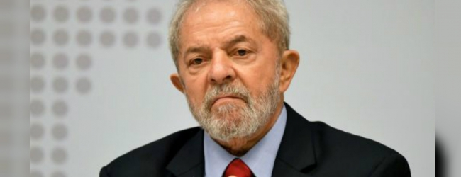 Supporters of Brazilian Lula takes to the streets to demand release of ex-president