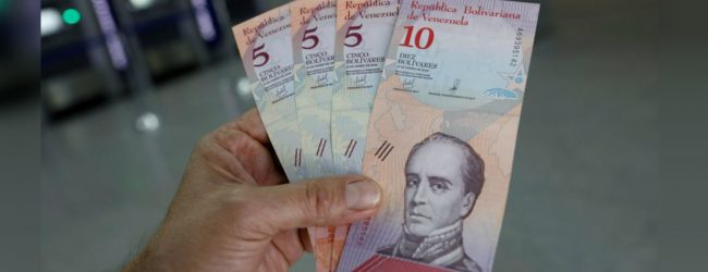 With inflation soaring, Venezuela prices shed five zeros