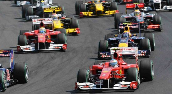 Formula One drivers thrill fans ahead of Italian GP