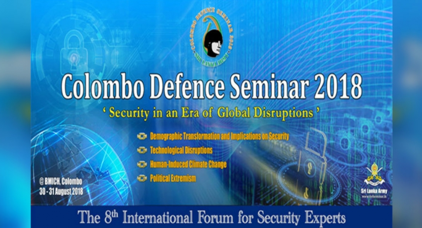 Colombo Defence Seminar commences