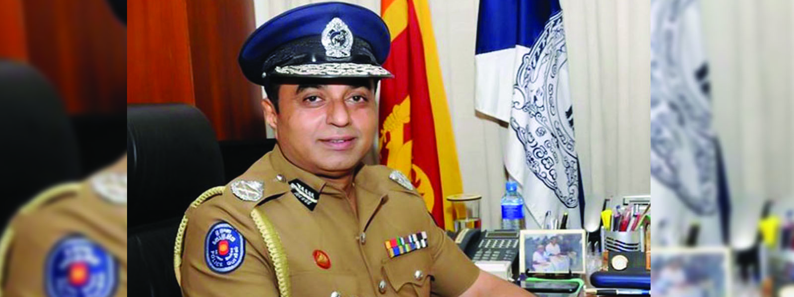 Heat mounts on IGP Pujith Jayasundara