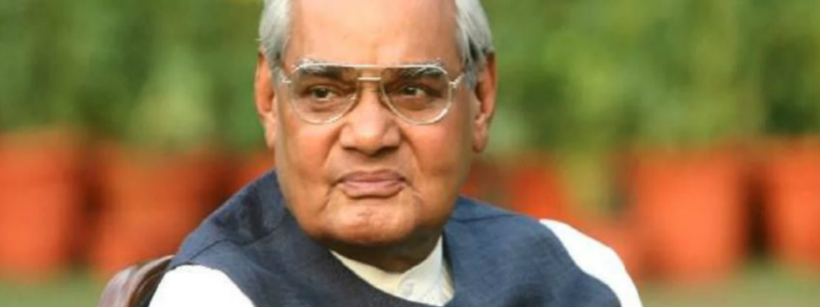 Former Indian PM Vajpayee passed away at 93