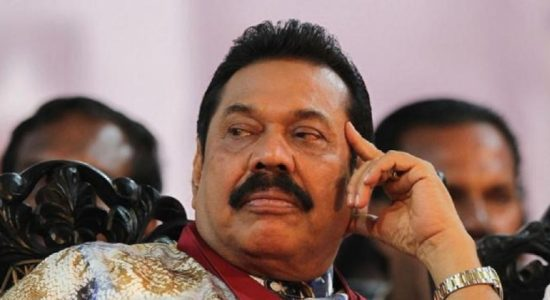 "Mahinda Rajapaksa's ""Raw"" deal"