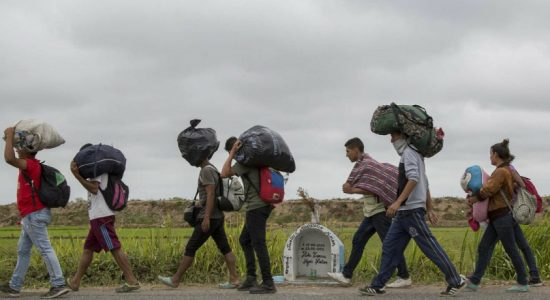 U.S. to limit refugee flows to 30,000 in 2019