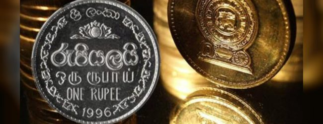 Sri Lankan rupee hits record low