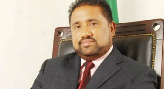 Colombo HC allows MP Rohitha Abeygunawardene to fly to Italy and Norway