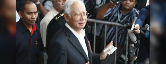 Former Malaysian PM Najib Razak arrested over corruption
