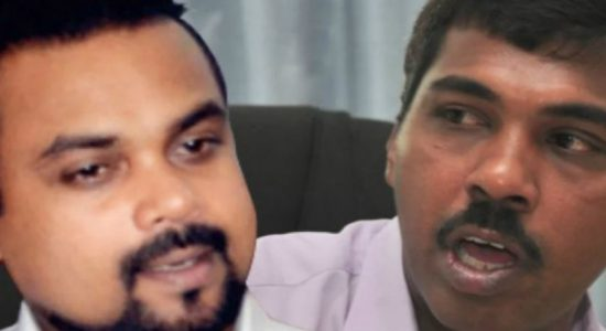 Prasanna Ranaweera and Wimal Weerawansa suspended from parliamentary sessions