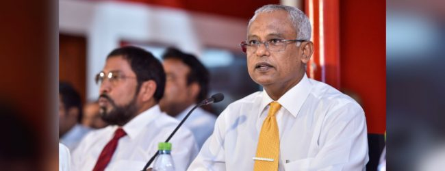 Ibrahim Solih declares victory in Maldivian Presidential election