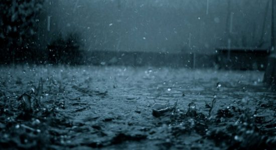 Showers to be expected in various parts of the island