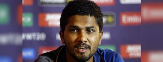 Dinesh Chandimal to lead Sri Lankan ODI team