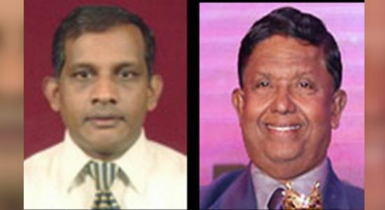 Sirisena's former Chief of Staff and former STC Chairman granted bail