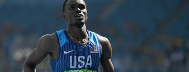 American Olympic medallist Will Claye cleared of wrongdoing