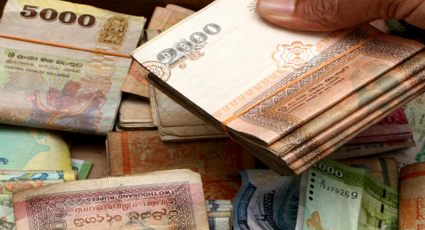 Rupee slides to 164 against the USD