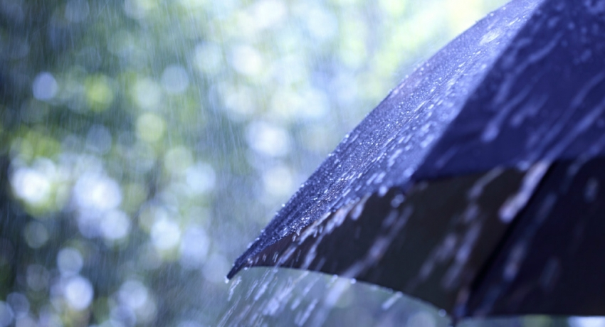 Rainfall of 100 mm to be expected in several areas