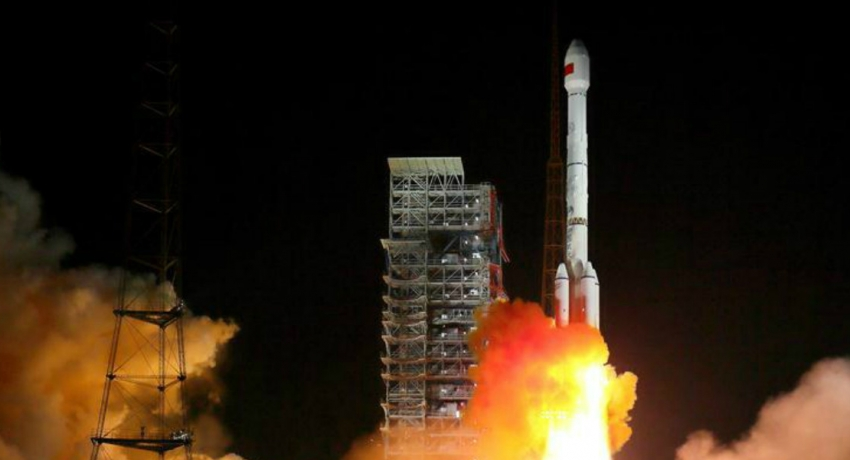 China launches twin BeiDou-3 navigation satellites