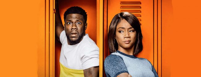 Tiffany Haddish and Kevin Hart on top with 'Night School'
