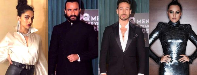 Bollywood celebrities dazzle at GQ men of the year awards in Mumbai