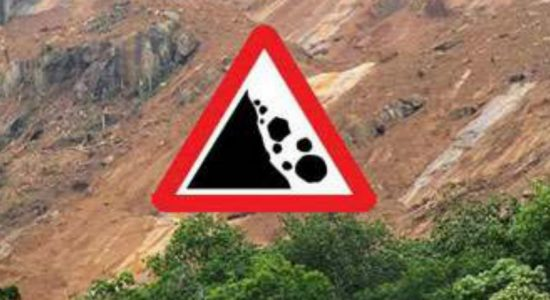 Families relocated following landslide warning in Haldummulla